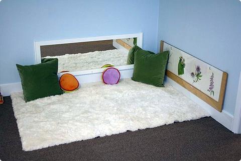 B B Et Miroir - Miroir Chambre Bebe Montessori - Heathykitchens.com