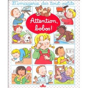 Les livres du moment blog b b montessori - Les accidents domestiques ...