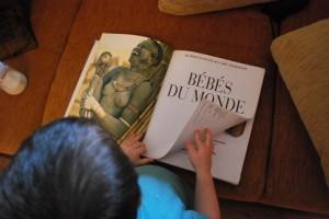 Pourquoi limiter les livres que nous proposons à nos enfants...